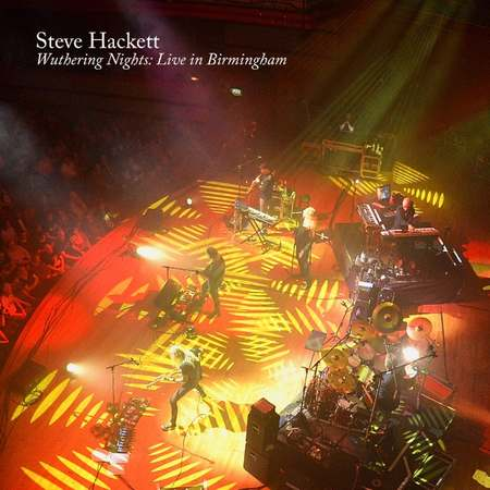 Steve Hackett - Wuthering Nights: Live In Birmingham (2CD) 2018