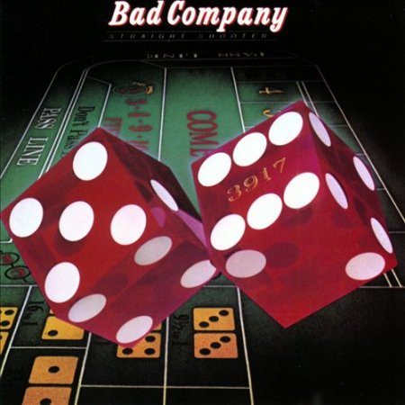 Bad Company - Straight Shooter 1975 (Lossless)