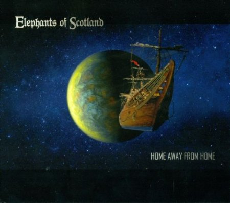 ELEPHANTS OF SCOTLAND - HOME AWAY FROM HOME 2013