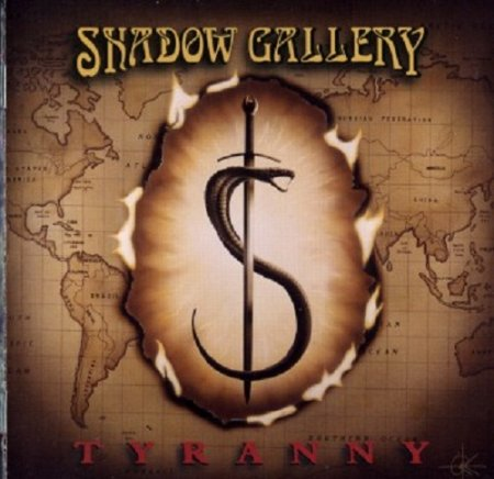 SHADOW GALLERY - TYRANNY 1998 [JAPANESE EDITION] LOSSLESS