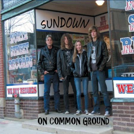 Sundown - On Common Ground  2018