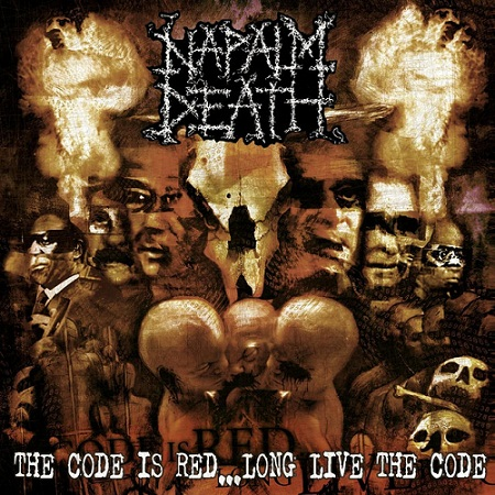 Napalm Death - The Code Is Red...Long Live the Code 2005 [Japanese Edition] Lossless
