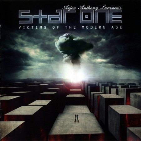 Arjen Anthony Lucassen's Star One - Victims Of The Modern Age 2010 (Lossless)