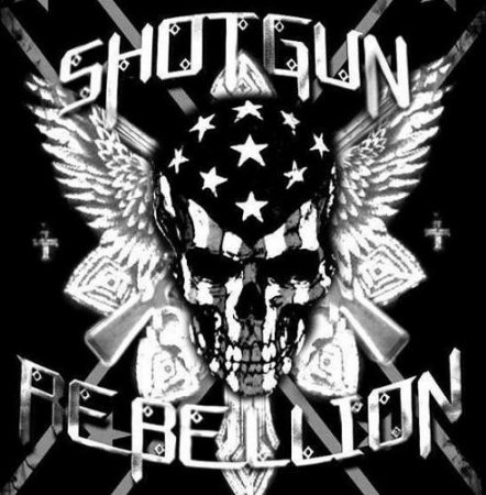 Shotgun Rebellion - Shotgun Rebellion 2014