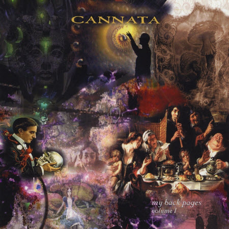 Cannata - My Back Pages: Volume I 2009