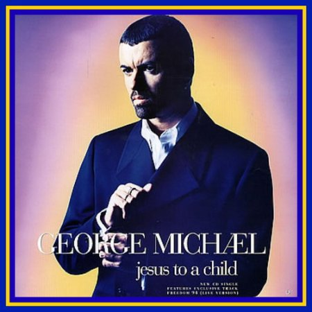 George Michael - Jesus To A Child 1996 (VIDEO)