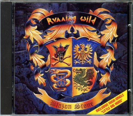 Running Wild - Blazon Stone 1991 (Inclusive Maxi-Single 'Little Big Horn') (Lossless)