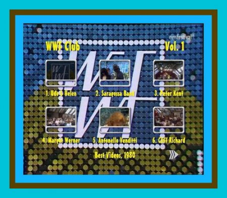 VA - WWF Club Best Videos Vol.1 1980 .2009 (VIDEO)