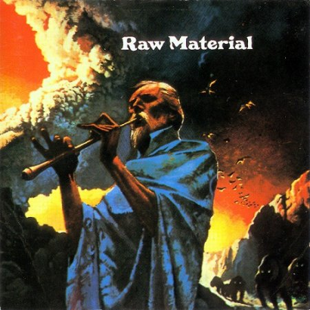 Raw Material - Raw Material 1970 (2003 Remastered)