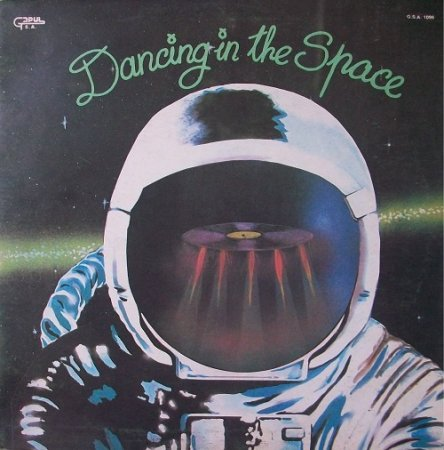 V.A - Dancing in The Space (Vinyl Rip, Compilation) - 1982