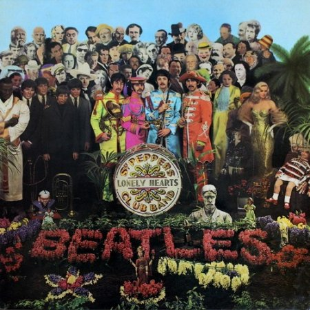 The Beatles - Sgt. Peppers Lonely Hearts Club Band (MFSL Ebbetts Remastered) 1967 (2008)