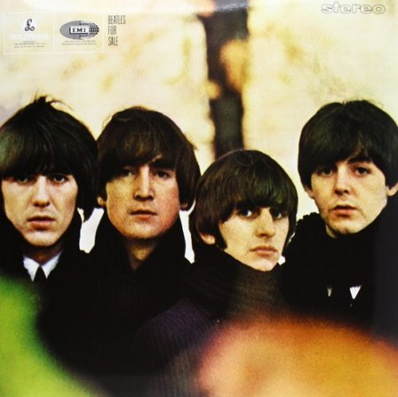 The Beatles - Beatles For Sale (MFSL Ebbetts Remastered) 1964 (2008)