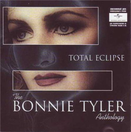 Bonnie Tyler - Total Eclipse The Bonnie Tyler Anthology (2CD) 2002 (LOSSLESS+MP3)