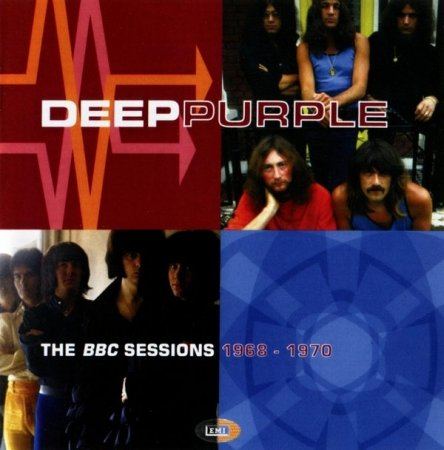 Deep Purple ‎– The BBC Sessions [1968 - 1970] 2011(Lossless)