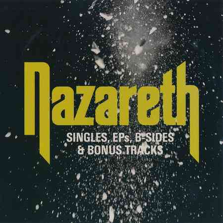 Nazareth - Singles, EPs, B-Sides & Bonus Tracks (3CD) 2018 (lossless+mp3)