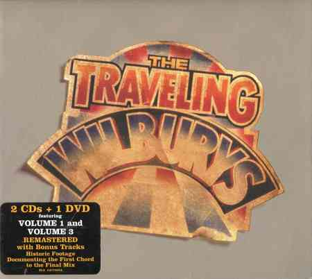 The Traveling Wilburys - The Traveling Wilburys Collection (2CD) 2007 (lossless+mp3)
