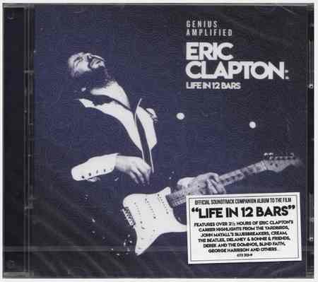VA - Eric Clapton: Life in 12 Bars (2CD) 2018