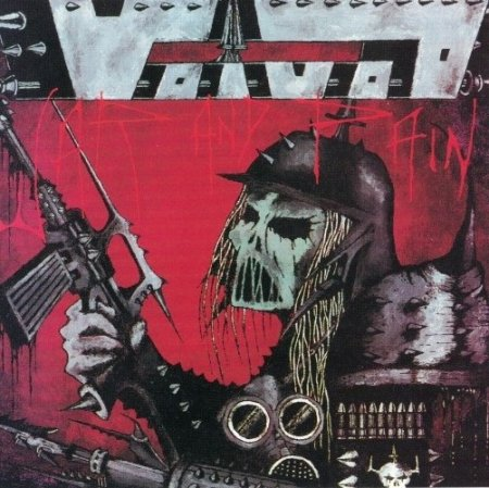 Voivod - War And Pain 1984 (Lossless)