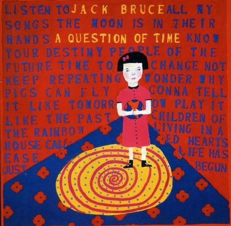 Jack Bruce ‎– A Question Of Time 1989 (2007) (Lossless)