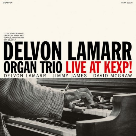 Delvon Lamarr Organ Trio - Live at KEXP!  2018