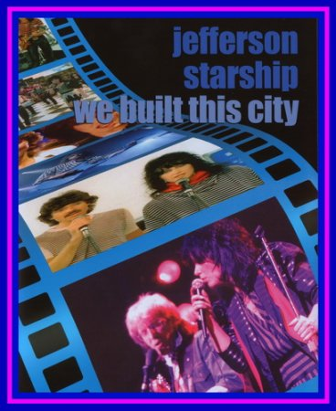 Jefferson Starship - We Built This City 2009 (VIDEO)