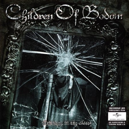 Children Of Bodom - Skeletons In The Closet 2009 (Lossless)