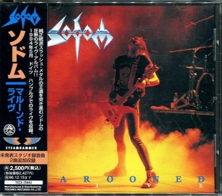 Sodom - Marooned Live 1994 (Lossless)
