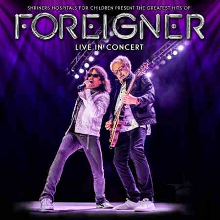 Foreigner - Live in Concert 2019