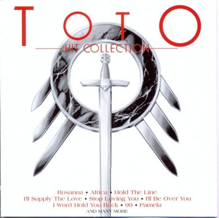 Toto ‎– Hit Collection 2007 (Lossless + MP3)