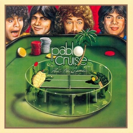 Pablo Cruise - Part Of The Game 1979