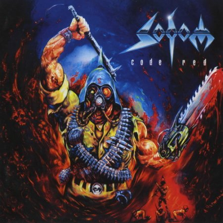 Sodom - Code Red 1999 [2CD] (Lossless)