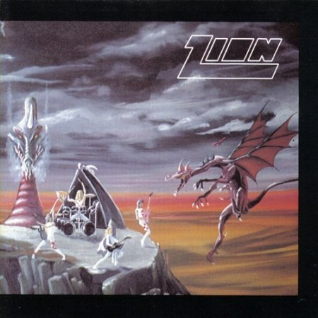 Zion - Thunder From The Mountain  1989 (Lossless)