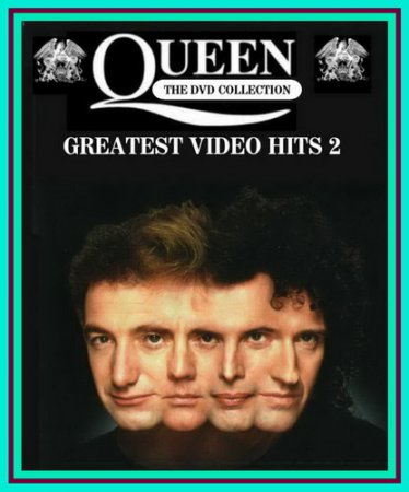 Queen - Greatest Video Hits 2 . 2002 (VIDEO)
