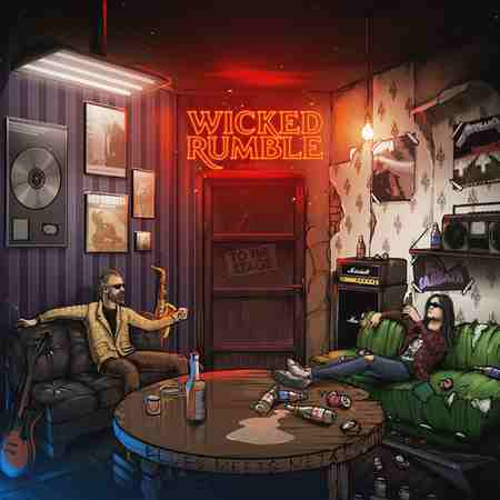 Wicked Rumble - Blues Meets Metal 2019