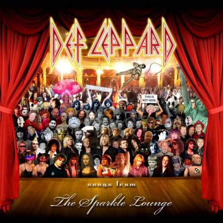 Def Leppard - Songs From The Sparkle Lounge 2008 (Lossless)