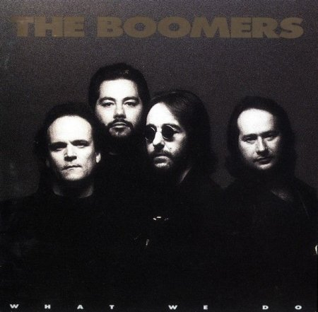 The Boomers ‎– What We Do 1991 (Lossless)
