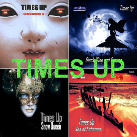 Times Up - Discography (2008-2018)
