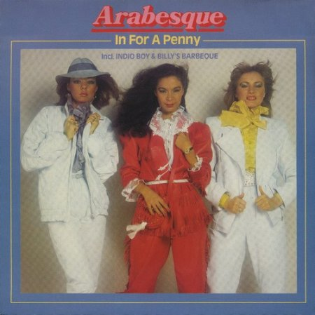 Arabesque - V (In For A Penny) 1981