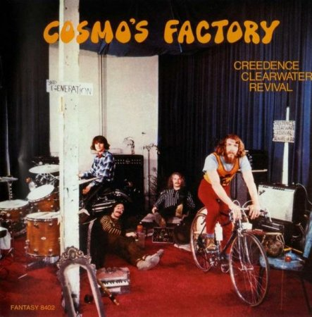 Creedence Clearwater Revival - Cosmo's Factory 1970 (Lossless)