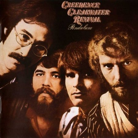 Creedence Clearwater Revival - Pendulum 1970 (Lossless)