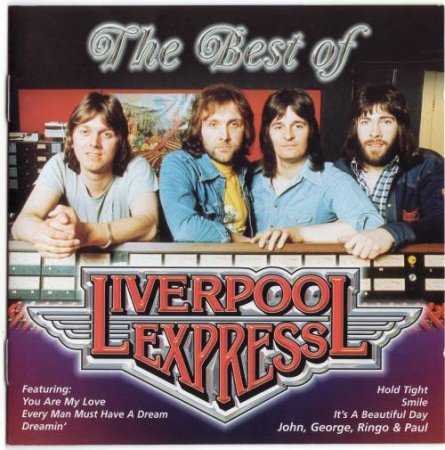 Liverpool Express - The Best Of Liverpool Express 2002