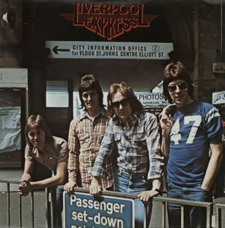 Liverpool Express - Dreamin' 1979