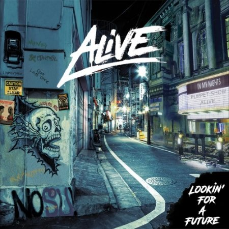 ALiVE - Lookin' for a Future 2019