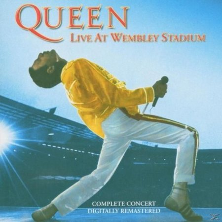 Queen - Live At Wembley Stadium (25th Anniversary Edition) (2 CD) 1986 (2011)