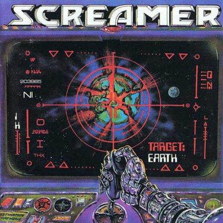 Screamer - Target: Earth 1988