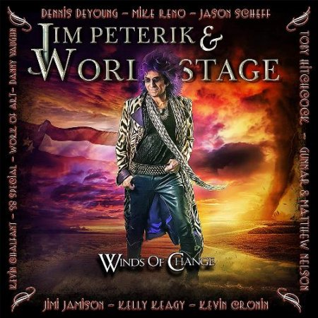 Jim Peterik & World Stage - Winds Of Change (Japanese Edition) 2019