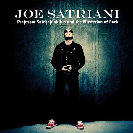 Joe Satriani ‎– Professor Satchafunkilus And The Musterion Of Rock 2008 (Lossless)