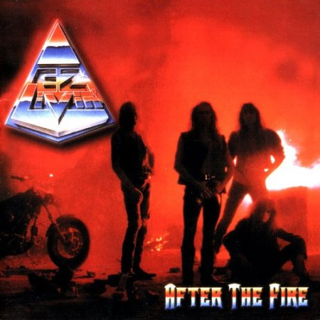 EZ Livin' - After The Fire 1991 (2004)