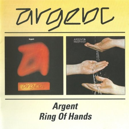 Argent - Argent 1970 / Ring of Hands 1971 (2 CD 2000 Remastered) Lossless