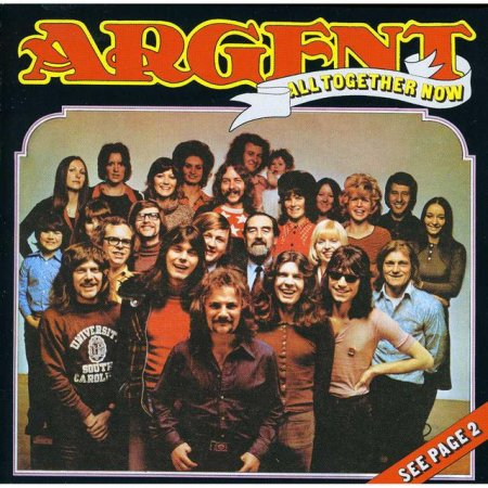 Argent - All Together Now 1972 (2012 Remastered) Lossless